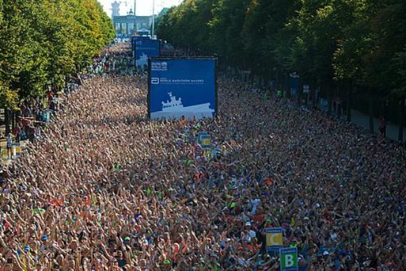 Maratona BMW di Berlino con Effetto