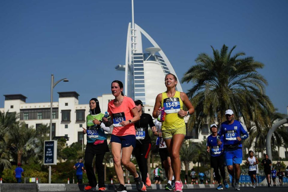Maratona Dubai
